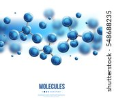 Abstract Molecules Design....