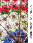 background of thai native...   Shutterstock . vector #548709277