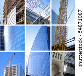 Collage Of Construction Of...