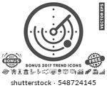 gray radar icon with bonus 2017 ...   Shutterstock .eps vector #548724145