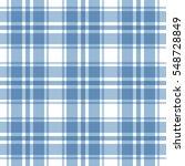 plaid pattern vector. tartan... | Shutterstock .eps vector #548728849
