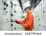 electrical and instrument... | Shutterstock . vector #548799364
