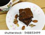 brownies | Shutterstock . vector #548853499