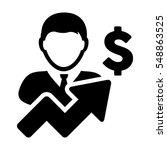 user icon   person profile... | Shutterstock .eps vector #548863525