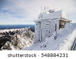 Winter In High Tatras Mountain...