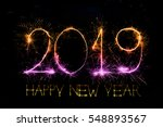 Happy New Year 2019 From...