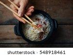 chinese restaurant menu. macro...   Shutterstock . vector #548918461