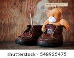 happy children day nobody | Shutterstock . vector #548925475