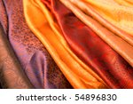 Silk Scarves From India In A...
