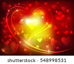 heart. vector design. ...
