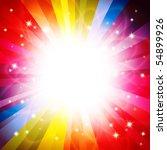 spectrum background | Shutterstock . vector #54899926