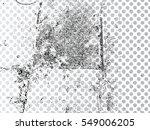 grunge transparent background . ... | Shutterstock .eps vector #549006205