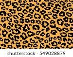 Leopard Pattern Texture...