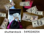 online business can make more... | Shutterstock . vector #549034054