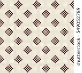 outline seamless pattern with... | Shutterstock .eps vector #549052789