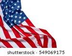 usa flag | Shutterstock . vector #549069175