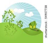 bio | Shutterstock .eps vector #54907738