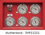 Red Pressure Gouge Machine