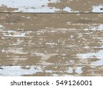 an aged whitewashed wood boards ...