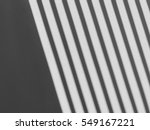 shadow tripes on the wall. | Shutterstock . vector #549167221