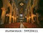 Notre Dame De Paris Carhedral...