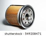 oil filter half cut  | Shutterstock . vector #549208471