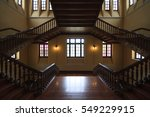 stairs way | Shutterstock . vector #549229915