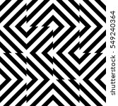 vector seamless pattern.... | Shutterstock .eps vector #549240364