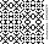 vector seamless pattern.... | Shutterstock .eps vector #549240379