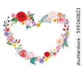 vector illustration of a... | Shutterstock .eps vector #549260821
