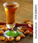 Small photo of Almond liqueur Amaretto