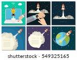 modern vector illustration... | Shutterstock .eps vector #549325165