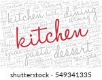 word cloud with words related... | Shutterstock .eps vector #549341335