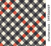 abstract checkered seamless... | Shutterstock .eps vector #549366469