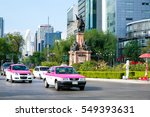 mexico city mexico   december... | Shutterstock . vector #549393631