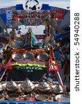 oruro  bolivia   february 2 ...   Shutterstock . vector #54940288