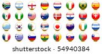 world cup 2010 countries | Shutterstock . vector #54940384