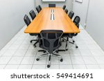 conference room interior  | Shutterstock . vector #549414691