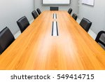conference room interior  | Shutterstock . vector #549414715