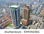 nanjing  china   aug. 6  2012 ... | Shutterstock . vector #549446581