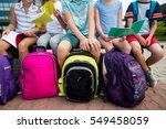 primary education  learning ... | Shutterstock . vector #549458059