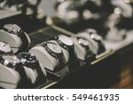 men watches | Shutterstock . vector #549461935