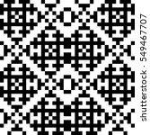 vector seamless pattern.... | Shutterstock .eps vector #549467707