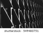 abstract black and white... | Shutterstock . vector #549483751