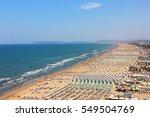 Small photo of Beach on the Italian Adriatic coast