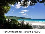 stunning view of radhanagar... | Shutterstock . vector #549517699