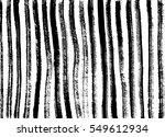 ink stripes texture. zebra... | Shutterstock .eps vector #549612934