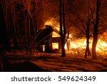 Conflagration Burning...