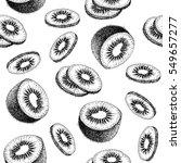 seamless pattern design or...   Shutterstock .eps vector #549657277