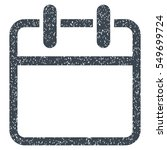 calendar page grainy textured... | Shutterstock . vector #549699724
